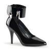 VANITY-434 Black Patent